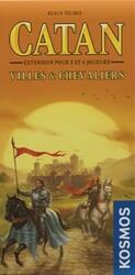 Catan: Villes & Chevaliers - 5 et 6 Joueurs