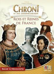 Chroni: Rois et Reines de France