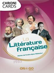 ChroniCards: La Littérature Française