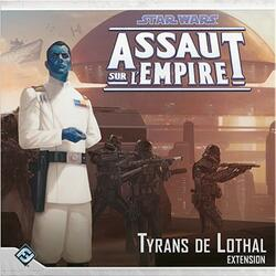 Star Wars: Assaut sur l'Empire - Tyrans de Lothal