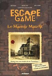 Escape Game: Le Manoir Maudit