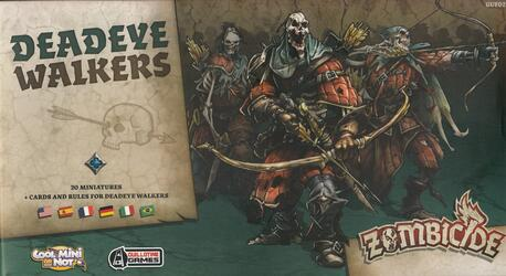Zombicide: Black Plague - Deadeye Walkers