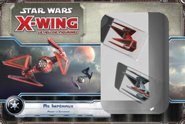 Star Wars: X-Wing - Le Jeu de Figurines - As Impériaux