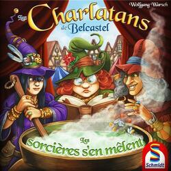 Les Charlatans de Belcastel: Les Sorcières s'en Mêlent