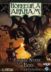 Horreur à Arkham: La Chèvre Noire des Bois