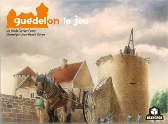 Guédelon: Le Jeu