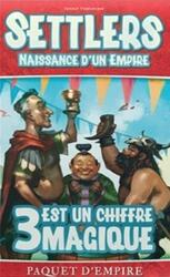 Settlers: Naissance d'un Empire - 3 Est un Chiffre Magique
