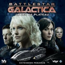 Battlestar Galactica: Le Jeu de Plateau - Pegasus