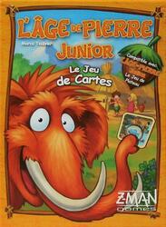 L'Age de Pierre Junior: Le Jeu de Cartes