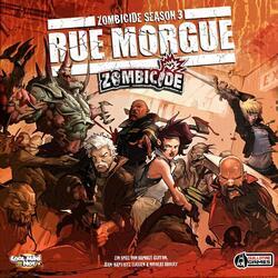 Zombicide: Season 3 - Rue Morgue