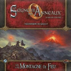 Le Seigneur des Anneaux: Le Jeu de Cartes - La Montagne de Feu