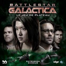 Battlestar Galactica: Le Jeu de Plateau - Exodus