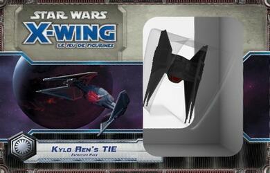 Star Wars: X-Wing - Le Jeu de Figurines - TIE Silencer