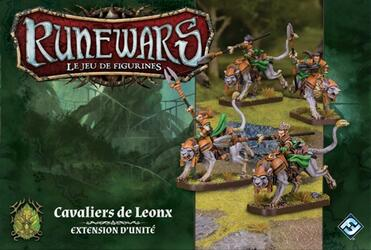 Runewars: Le Jeu de Figurines - Cavaliers de Leonx