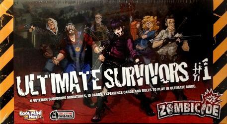 Zombicide: Ultimate Survivors #1