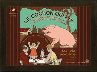 Le Cochon Qui Rit: De Luxe