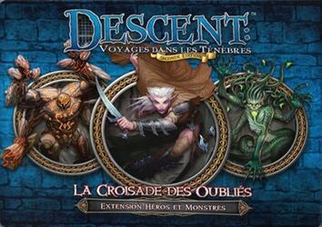 Descent: Voyages Dans les Ténèbres (Seconde Édition) - La Croisade des Oubliés