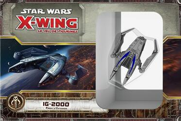 Star Wars: X-Wing - Le Jeu de Figurines - IG-2000