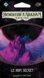 Horreur à Arkham: Le Jeu de Cartes - Le Nom Secret