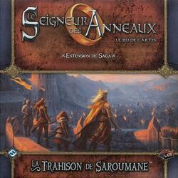 Le Seigneur des Anneaux: Le Jeu de Cartes - La Trahison de Saroumane