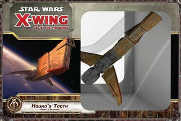 Star Wars: X-Wing - Le Jeu de Figurines - Hound's Tooth