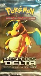 Pokémon: EX - Espèces Delta - Booster