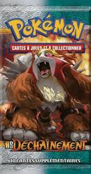 Pokémon: HeartGold & SoulSilver - HS Déchaînement - Booster