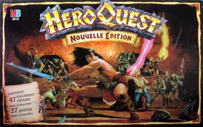 HeroQuest: Nouvelle Édition