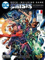 DC Comics: Deck-Building Game - Crisis
