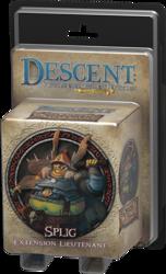 Descent: Voyages Dans les Ténèbres (Seconde Édition) - Splig