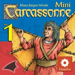 Carcassonne: Mini 1 - Les Aéronefs