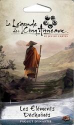 La Légende des Cinq Anneaux: Le Jeu de Cartes - Les Éléments Déchaînés