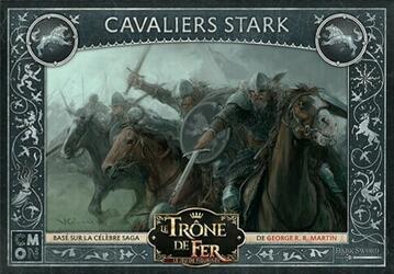 Le Trône de Fer: Le Jeu de Figurines - Cavaliers Stark