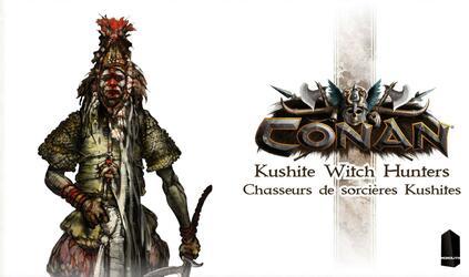 Conan: Chasseurs de Sorcières Kushites