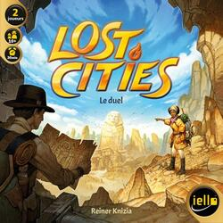 Lost Cities: Le Duel