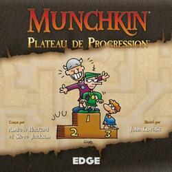 Munchkin: Plateau de Progression