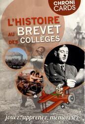 ChroniCards: L'Histoire au Brevet des Collèges