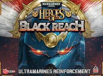 Warhammer 40,000: Heroes of Black Reach - Ultramarines Reinforcement