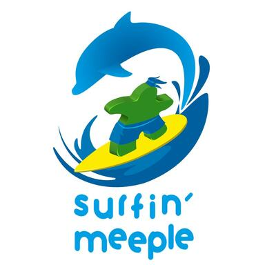 Surfin' Meeple